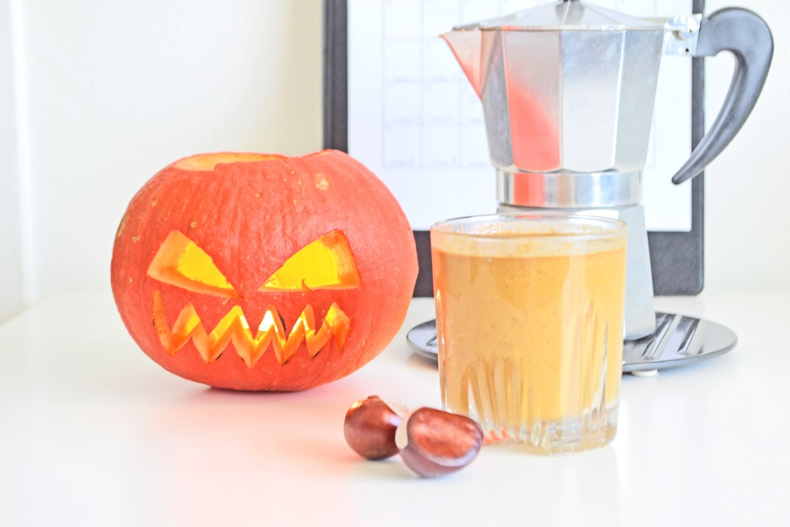 Kawa z Dynią - przepis | Cleo-inspire