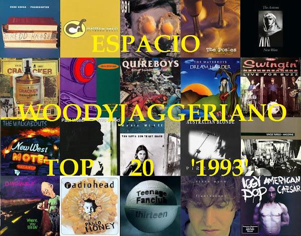Los mejores discos de 1993