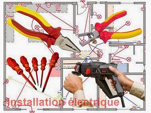 Installation Electrique Maison Appartement Neuve