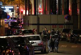 Paris Shooting Update: Gunman who killed police officer known to security forces police officer known to security forces