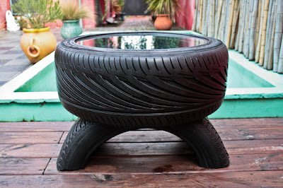 Ideas How To Use Old Tires (33) 23