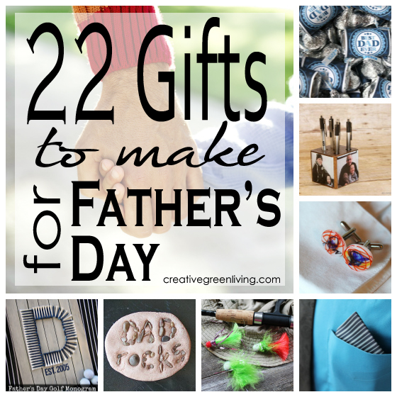 Dad Craft Birthday Ideas