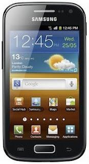Cara Mudah Flash Samsung Galaxy Ace 2 GT-B5510