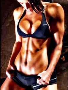 Quemar grasa definición muscular mujer