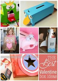 Amy S Daily Dose Diy Valentine S Day Box Ideas