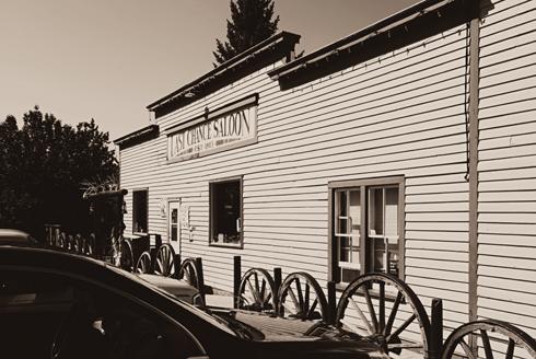Wayne Alberta Ghost Town