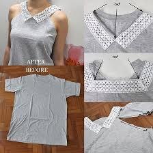 Love This Cómo Hacer Un Vestido Bonito De Una Simple Camiseta