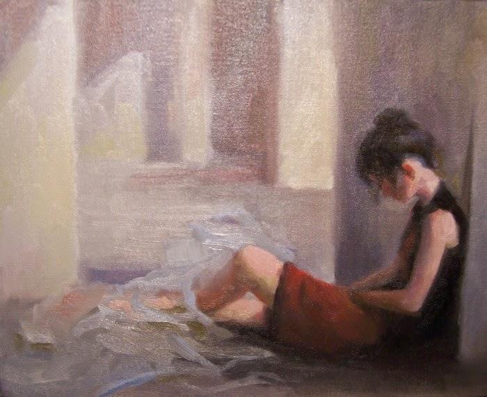 Американская художница. Soirsce Wu