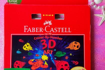 Mewarnai Gambar Faber Castell