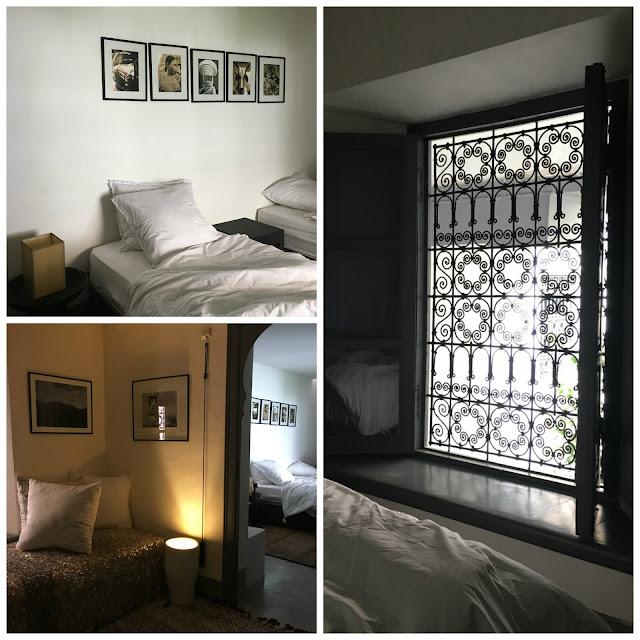 Suite Omani / Chambre / Linge de maison V.Barkowski / Riad Dar Kawa / No-Mad /