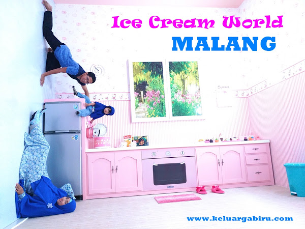 Ice Cream World Malang: Wisata Instagramable di Jatim Park 3