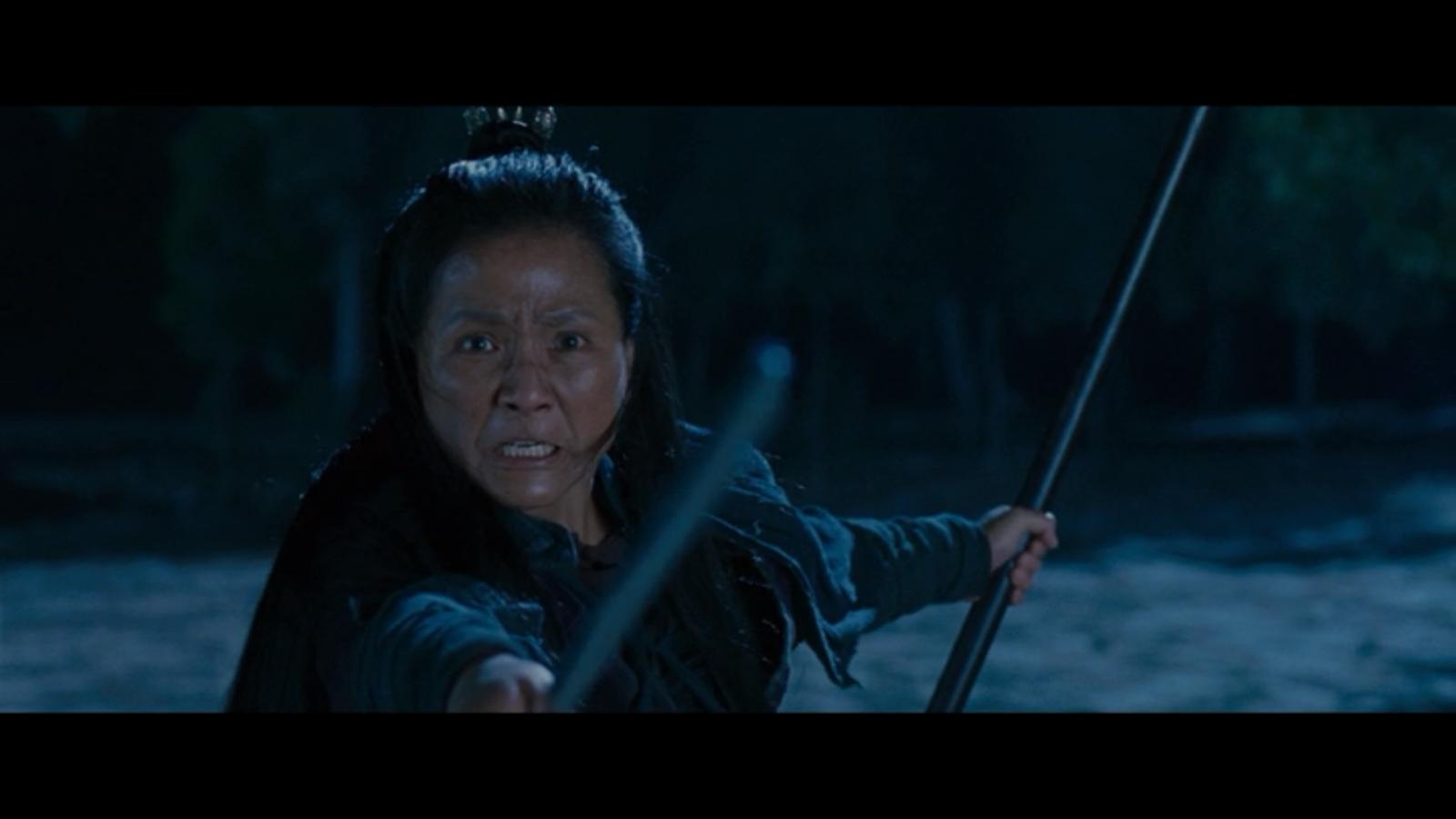 Jade Fox  Pei-pei Chen...