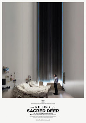THE KILLING OF A SACRED DEER - Poster