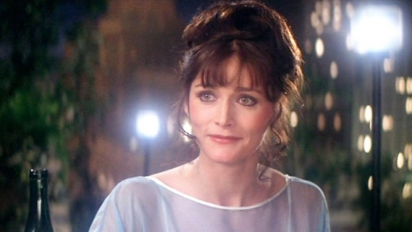 La actriz Margot Kidder, como Lois Lane, en 'Superman'
