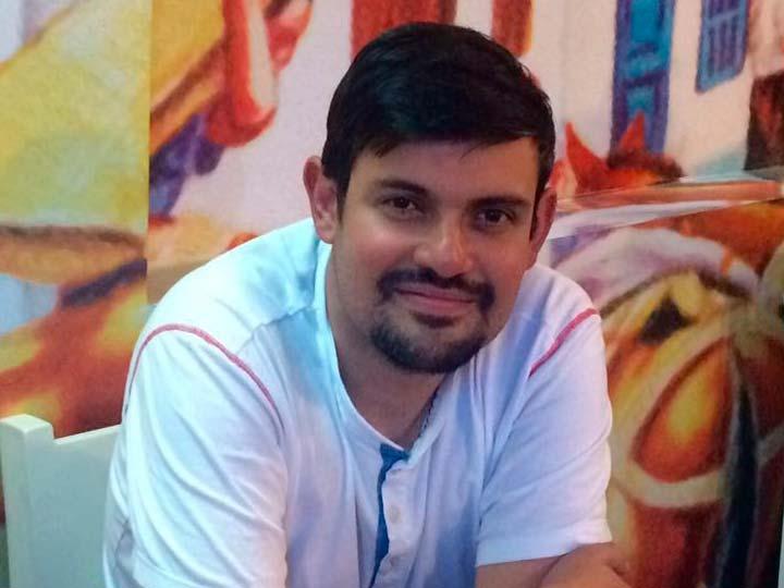 Un café en Buenos Aires con el escritor Jerónimo García Riaño