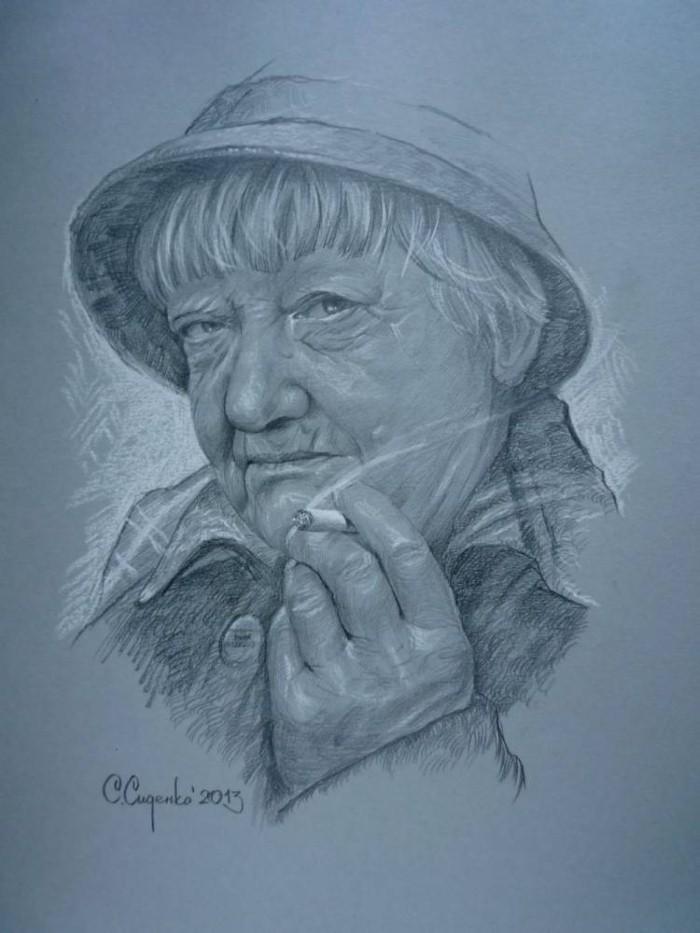 Современные художники Казахстана. Сергей Сиденко 9