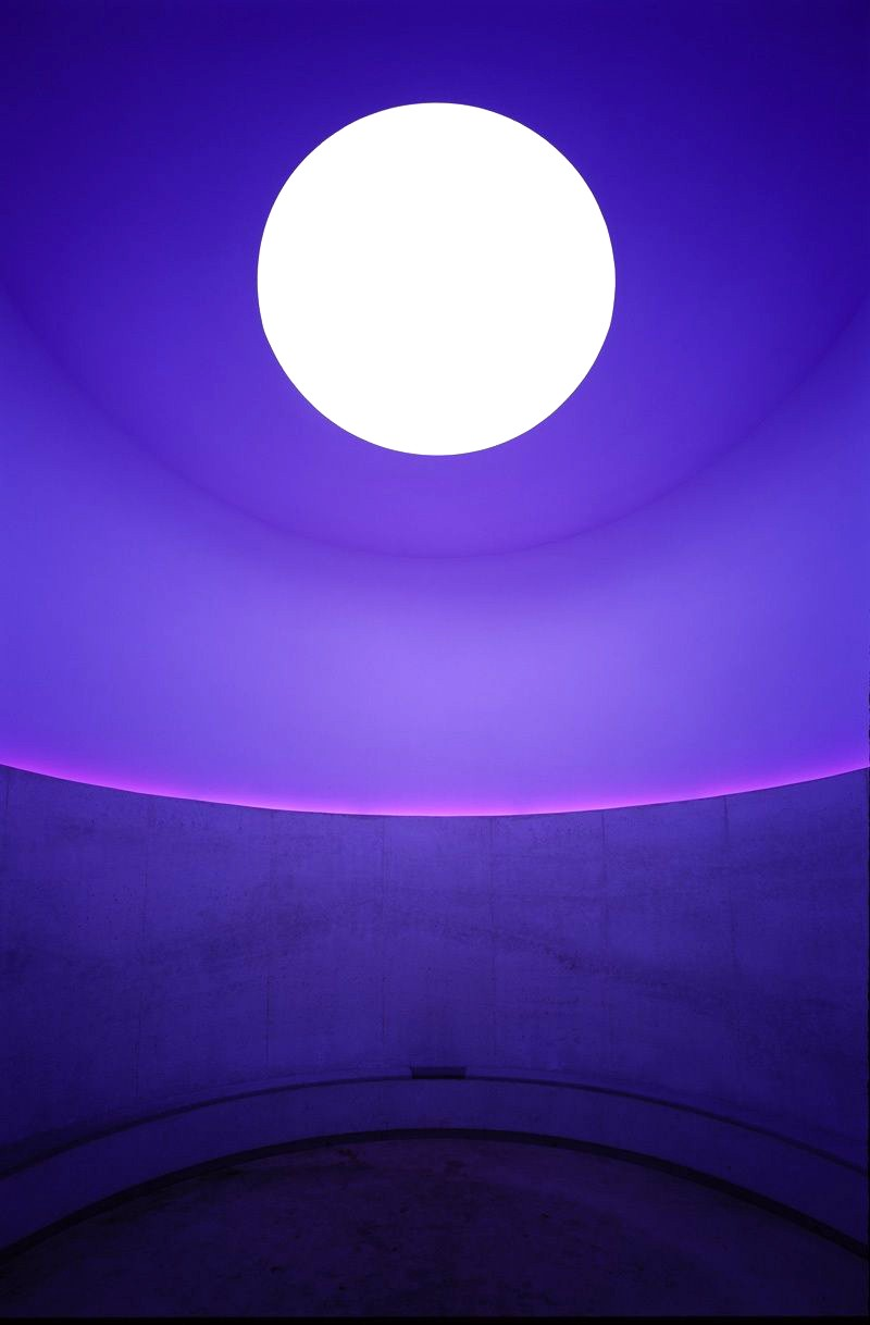 These Fields James Turrell