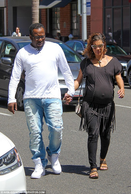 bobby brown and his wife