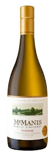 McManis Winery 2015 Viognier
