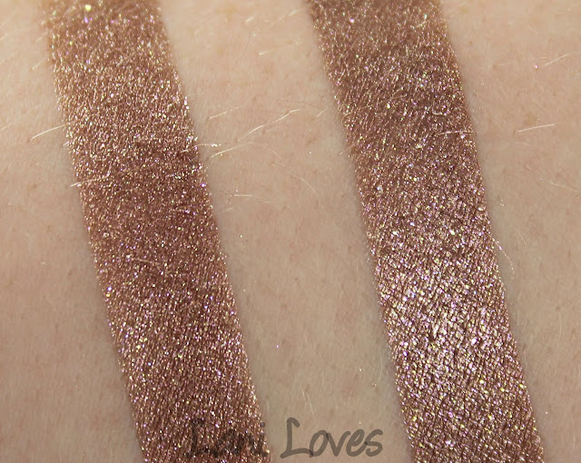 Darling Girl Move It On Over eyeshadow swatches & review