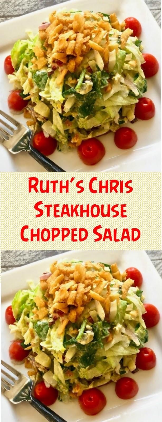 Ruth's Chris Steakhouse Chopped Salad