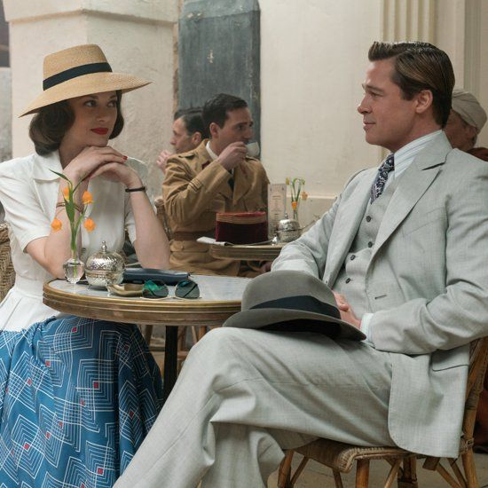 Allied Film costumes
