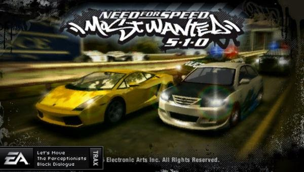 need fors speed most wanted download