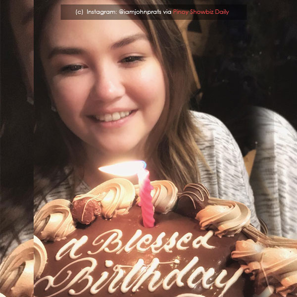 Angelica Panganiban's birthday hugot wil give you all the feels