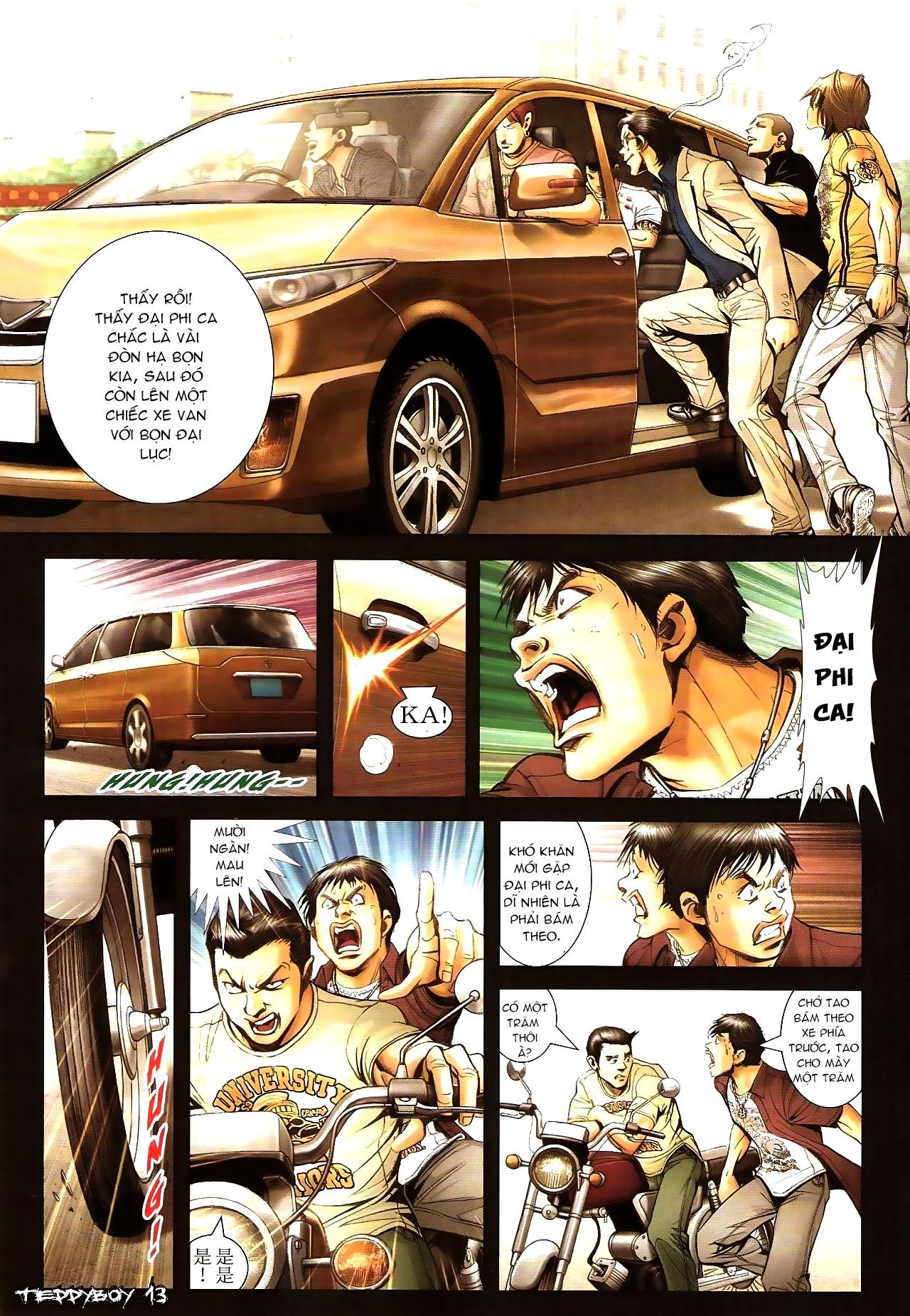 Người Trong Giang Hồ - Chapter 1288: Thần nhân Đại Phạn - Pic 12