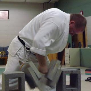 Renshi Lennis Darby MojuKai Karate Kobudo Greatmats customer