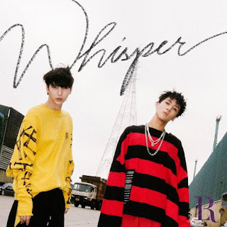 VIXX LR – Whisper Lyrics