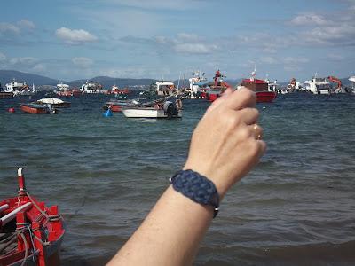 pulsera navy