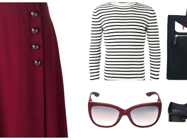 The Style Reinvention Challenge with Farfetch*