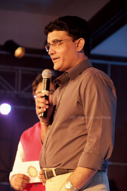VLCC Transformation Show With Vaani Kapoor, Saurav Ganguly And Usha Uthup