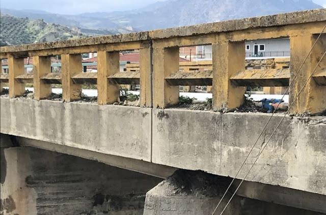 Γιώργος Δέδες: Ξεκινούν οι εργασίες νέας γέφυρας στον ποταμό Σύθα στο Ξυλόκαστρο και στο ρέμα Σκουπέικο  της Λυκοποριάς