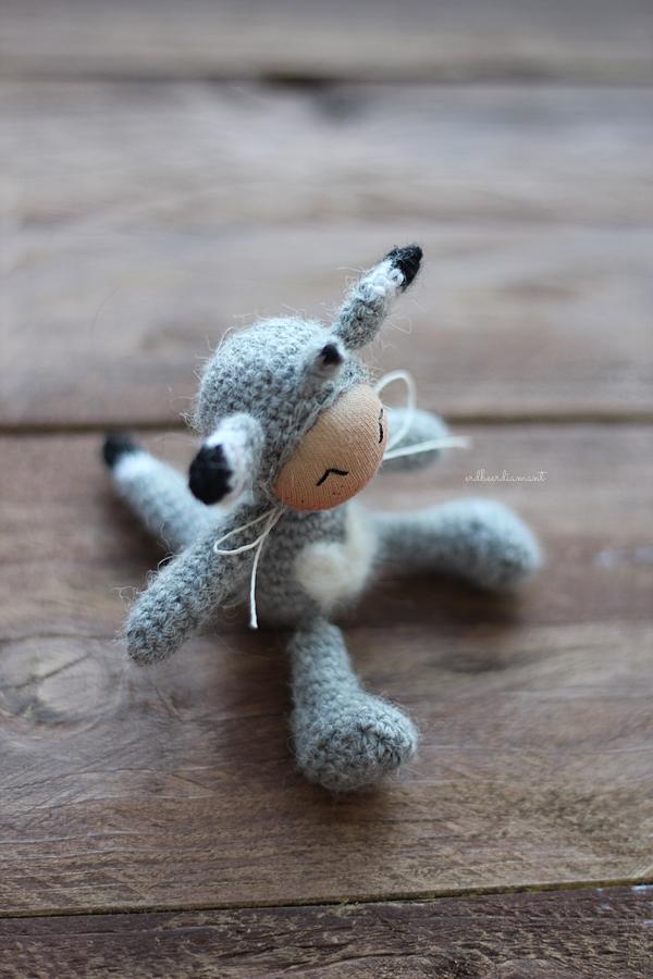 Seelchen | Füchslein | Handmade dolls | erdbeerdiamant