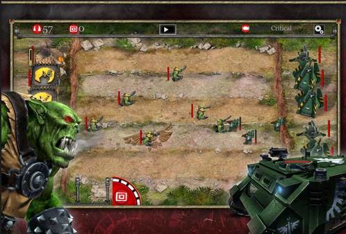 PC Games Warhammer 40.000 - Storm of Vengeance
