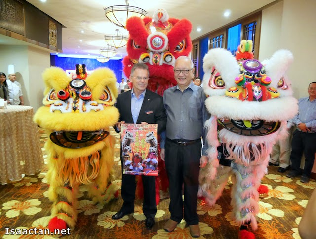 Dynasty Restaurant Renaissance Hotel Kuala Lumpur Relaunched