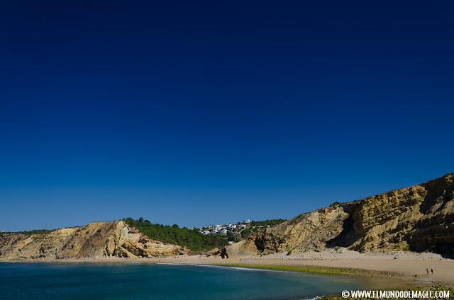 Las mejores playas del Algarve - Playa de Cabanas Velhas