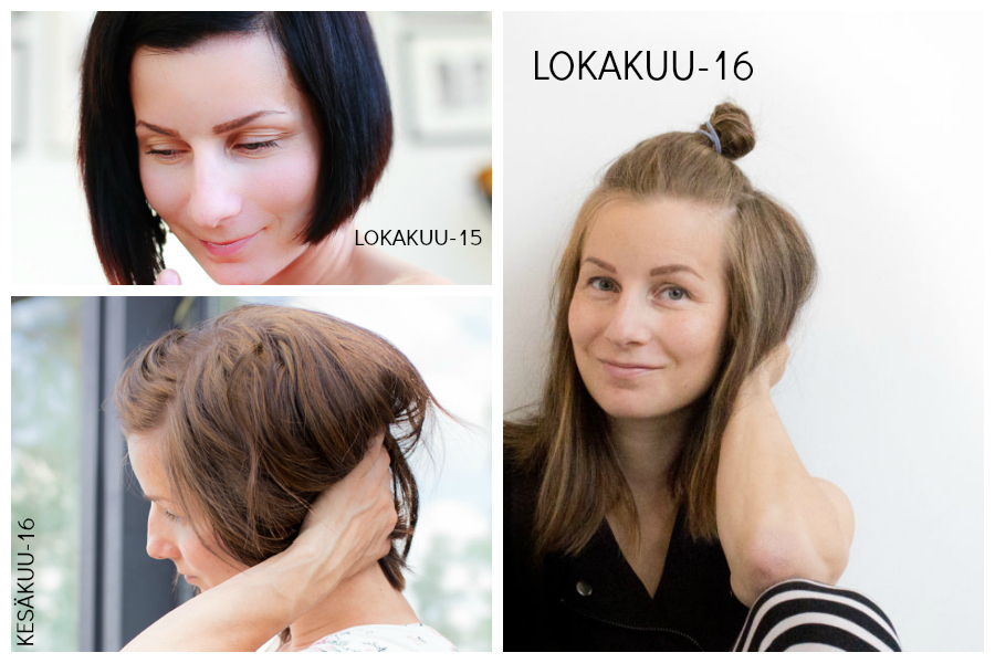 oma hiusväri takaisin kasvattaminen