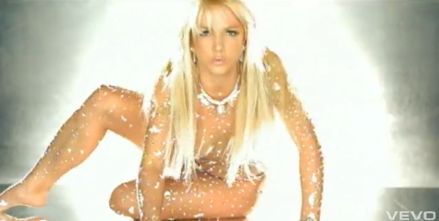 Adv Prod Scarlett Gladwin Megan Perfect Textual Analysis Of Toxic By Britney Spears