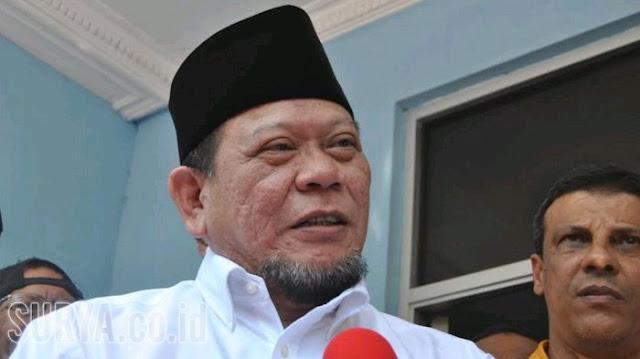 Makin 'Sadis', La Nyalla Mattalitti Laporkan Oknum Gerindra ke KPK dan Polri, Nasib Prabowo.....
