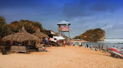Menara_Penjaga_Pantai_Indrayanti