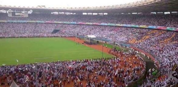Putihan GBK: Taklukkan Jakarta, Selamatkan Indonesia
