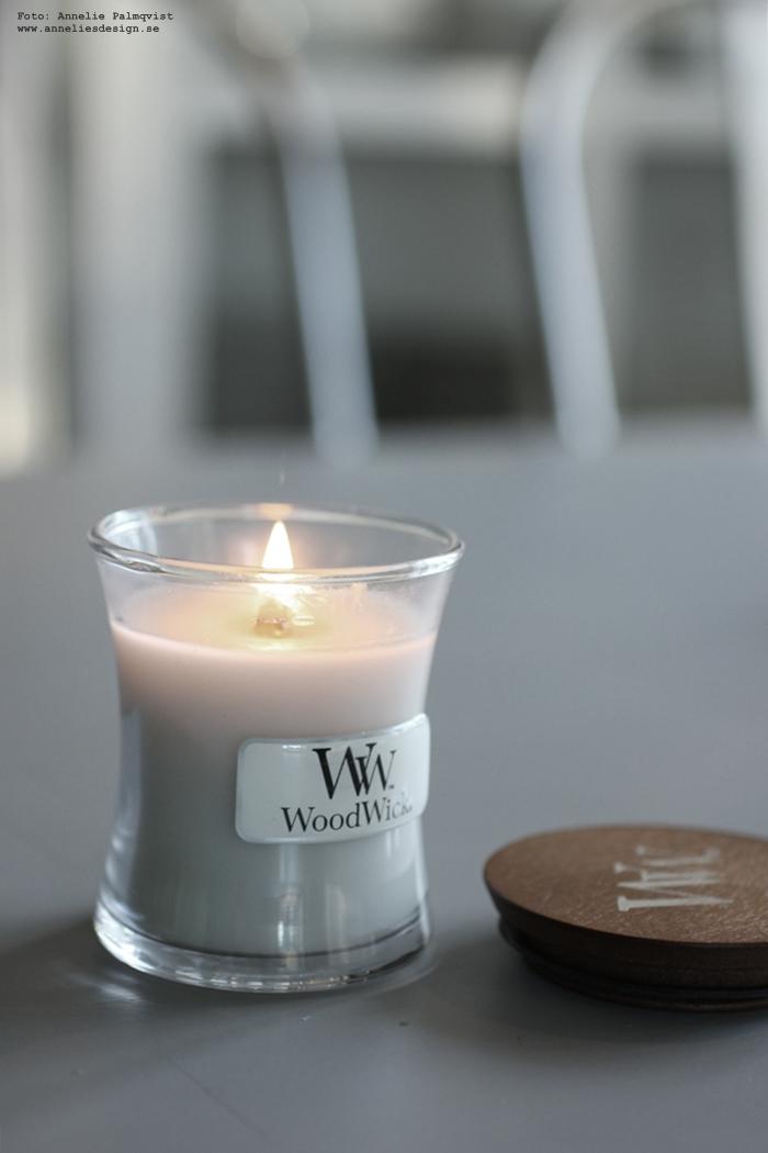 woodwick, ljus, doftljus, annelies design, webbutik, webbutiker, webshop, nätbutik, nätbutiker, nettbutikk, nettbutikker, inredning, candle,