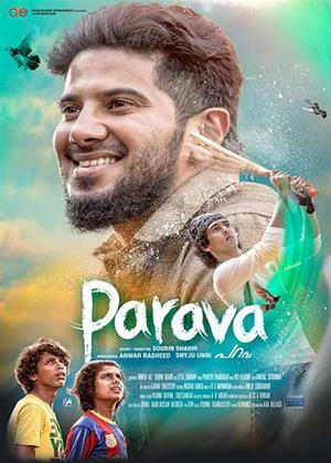 Parava (2017) Malayalam ORG 480p DVDRip x264 400MB Free Download ESubs