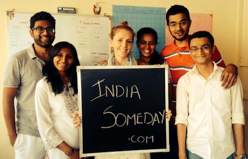 Indien: 'Wenn man sich einmal darauf eingelassen hat, kommt jeder gut zurecht'
