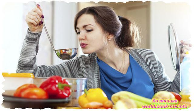 Основные правила суповой диеты
