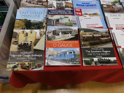 Chris Ford model railway books