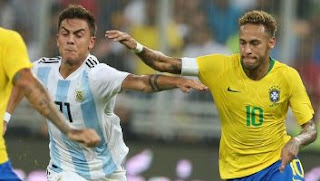 Brasil vs Argentina 1-0 Full Highlights